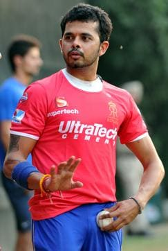 The Sports Fraud Bill, which was drafted in the aftermath of the 2013 Indian Premier League (IPL) match-fixing scandal in which three Rajasthan Royals players—S Sreesant (left), Ankeet Chavan and Ajit Chandila—were arrested for their alleged role, is unlikely to be discussed in the Parliament in the ongoing monsoon session.