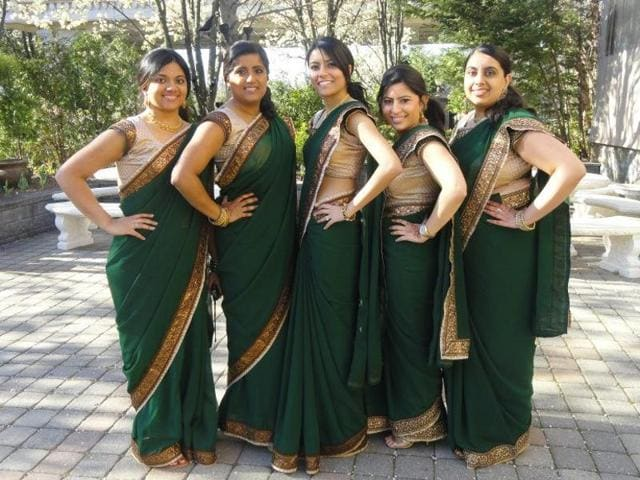 Sonali Gupta (far left) poses with other bridesmaids at a friend's wedding in 2012. The corporate communications executive has limb-girdle muscular dystrophy, a degenerative disease. She limps and sometimes uses a wheelchair. Online, she is known for her blog on dating and disability. Offline, her friends know her as a travel junkie – she's lived in Spain and travelled to the Caribbean, Turkey, Italy, Morocco, and across India.