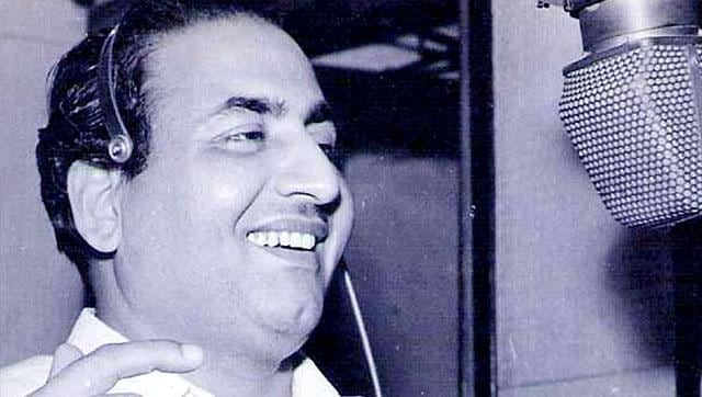Today is Mohammed Rafi's (24 December 1924 – 31 July 1980) 36th death anniversary.