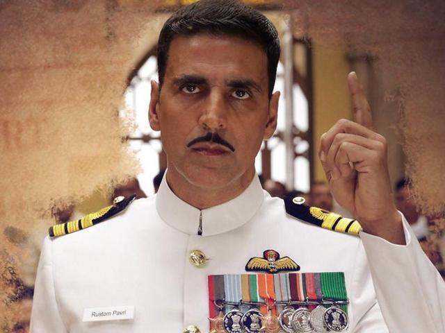 Akshay Kumar talks about his upcoming film, Rustom.