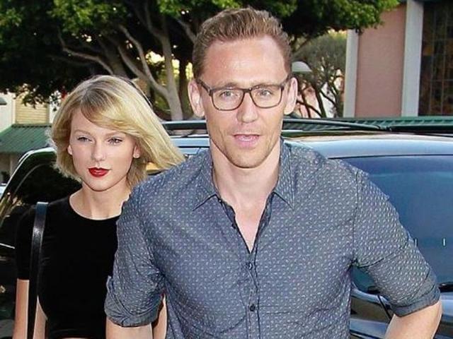 Tom Hiddleston,Taylor Swift,Calvin Harris