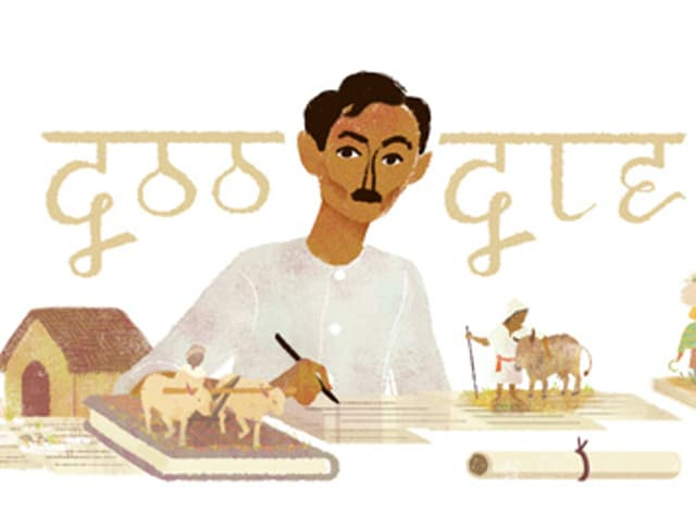 Google,Munshi premchand,Hindi literature