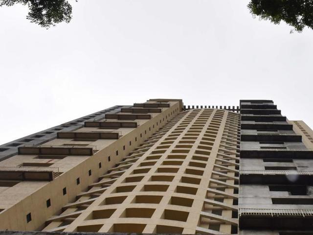 Adarsh building