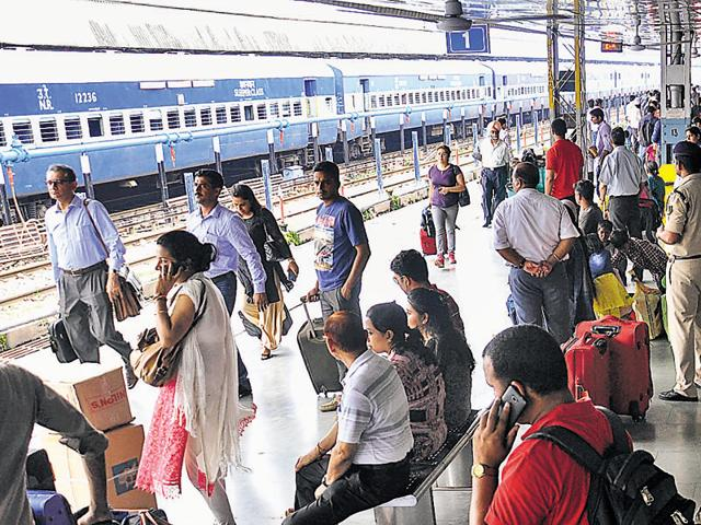 After missing two deadlines, Wi-Fi was made operational at the Chandigarh railway station on Saturday.