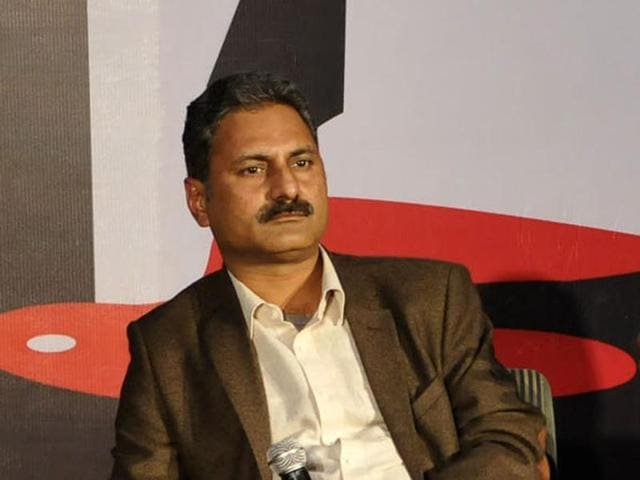 Filmmaker Mahmood Farooqui  was accused of  raping an American research scholar.