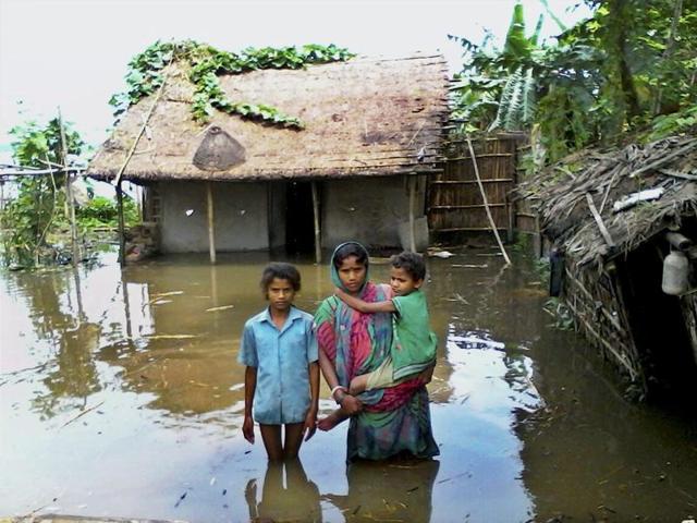 floods,floods in Bihar,National Disaster Response Force