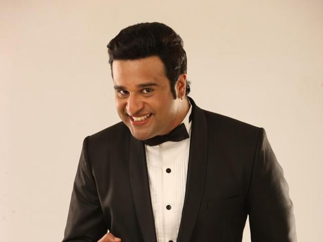 Actor-comedian Krushna Abhishek feels members of rival comedy show are planting stories about him.