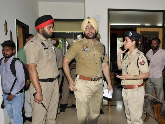 Known to be short-tempered, Mangat used his licensed .315 double-barrel rifle to kill his 70-year-old mother, Bachan Kaur, wife Aman Kaur, 42, and daughter Dinaz Kaur, 16, before committing suicide.