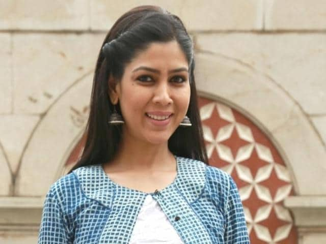 Sakshi Tanwar and Anil Kapoor during the press meet to promote the second season of serial 24, in New Delhi on July 8, 2016.