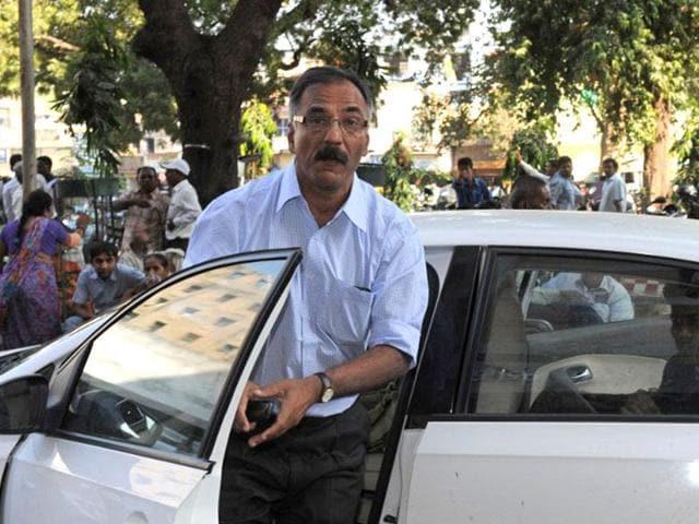 Pradeep Sharma,Amit Shah,Narendra Modi