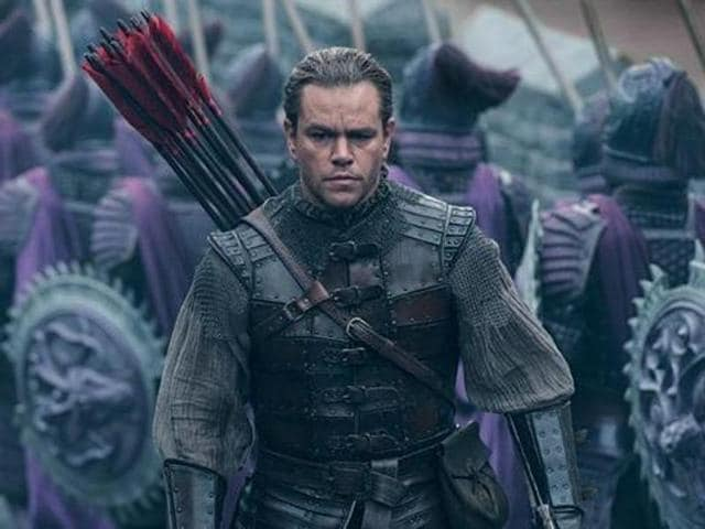 Matt Damons Casting As White Saviour In The Great Wall Sparks