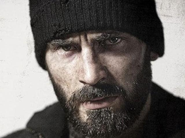 Chris Evans in a still from Snowpiercer.