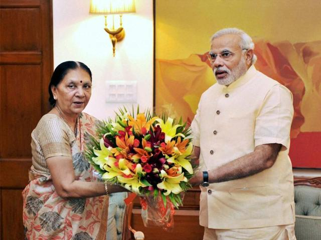 Gujarat chief minister Anandiben Patel has worked closely with Prime Minister Narendra Modi since she was made the BJP state women wing president in the late eighties.