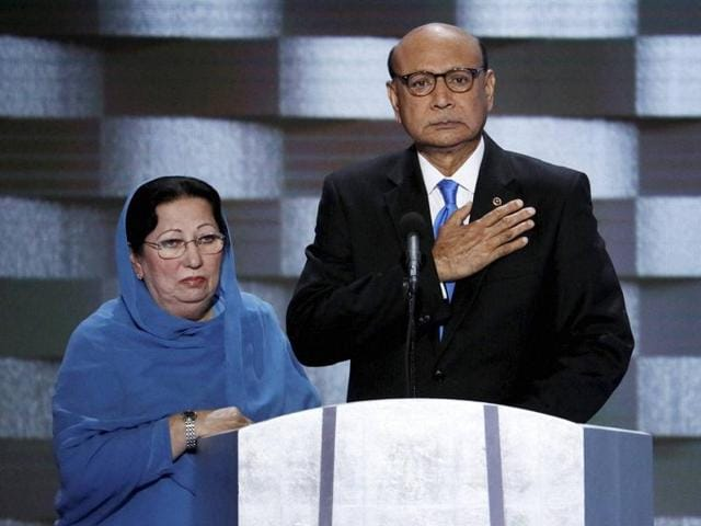 Ghazala Khan,Council on American-Islamic Relations,Donald Trump
