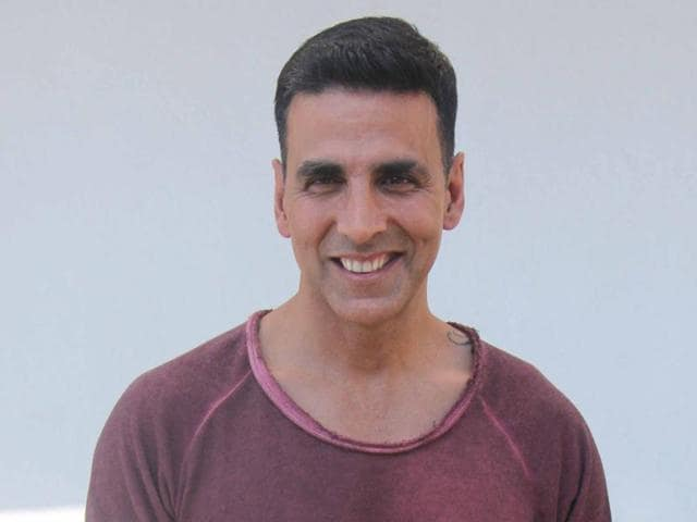 Akshay Kumar says he is fortunate that a film-maker such as Neeraj Pandey offers him films.