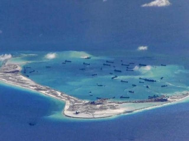 PLA,Chinese millitary,Maritime rights