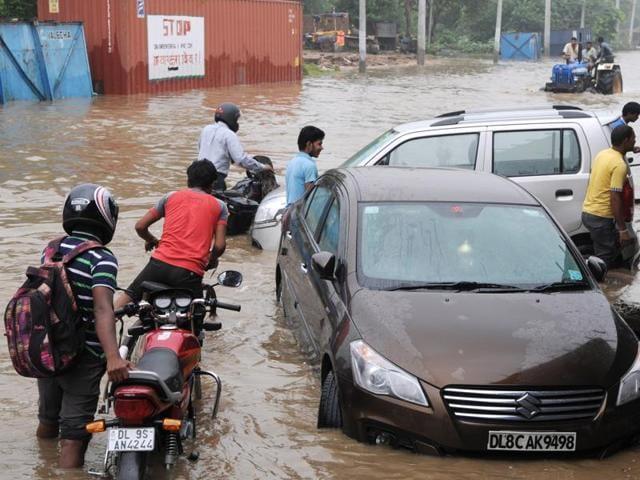 Gurgaon infrastructure