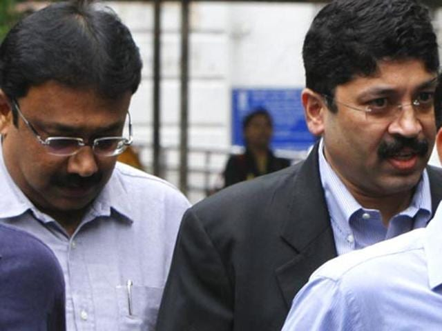 The CBI has sought an arrest warrant against two Malaysia-based accused in the Aircel-Maxis case involving ex-telecom minister Dayanidhi Maran and his brother Kalanithi Maran.