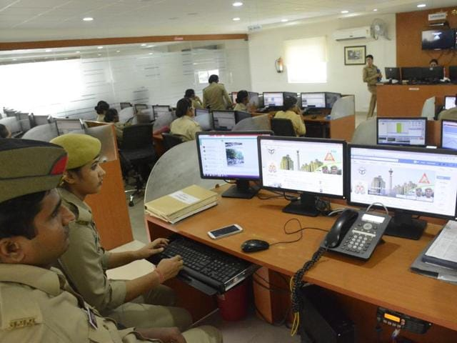 The teams handling social media consist of constables who work in a 24x7 environment akin to a call centre of a BPO unit.