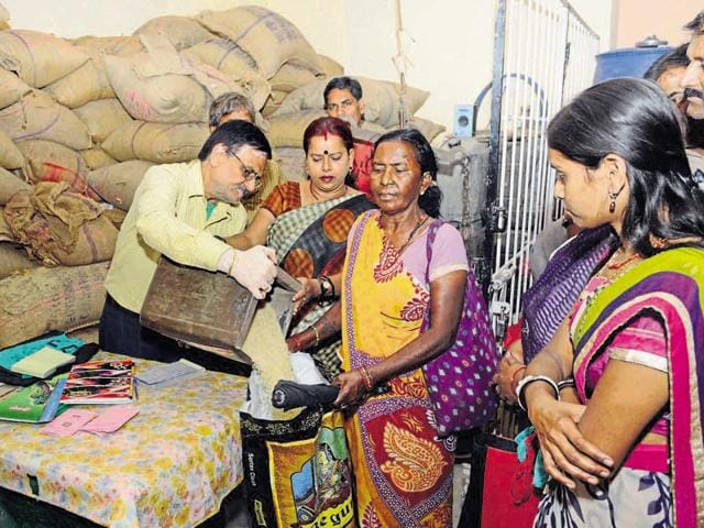 Under the new system, genuine beneficiaries will get their rations and information about them online, using biometric system linked with Aadhaar number.