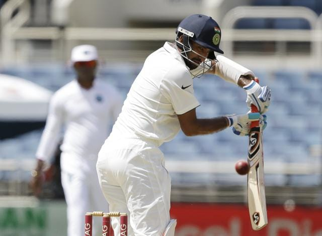 In 11 innings, Lokesh Rahul's scores read 3, 1, 110, 16, 7, 5, 108, 2, 2, 2 and 158. While the stats indicates Rahul's vulnerability at the start, he has also shown the maturity to convert every fifty into a hundred.
