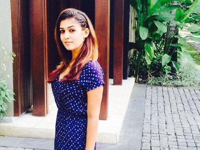 Nayanthara will be seen as a district collector.