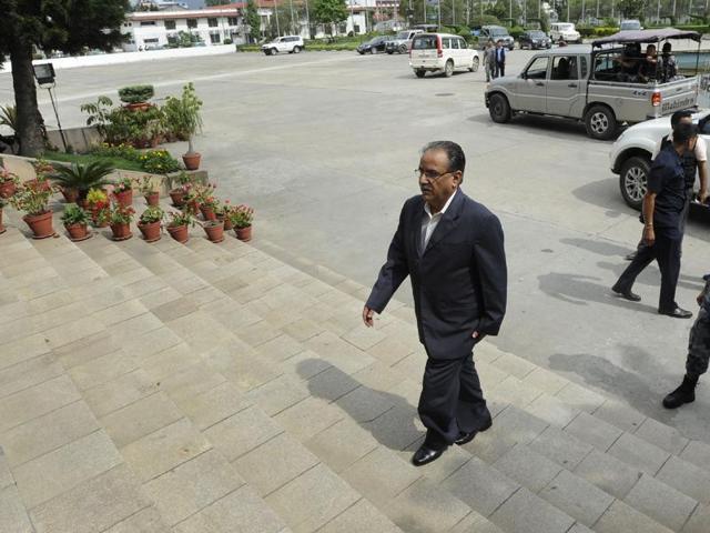 Nepal,President Bidya Devi Bhandari,Prachanda