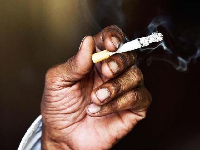 """The film industry as well as viewers had complained that the warning, """"smoking kills"""" repeated every time a smoking scene plays out on screen, disturbs a movie's narrative.(AFP file photo)"""