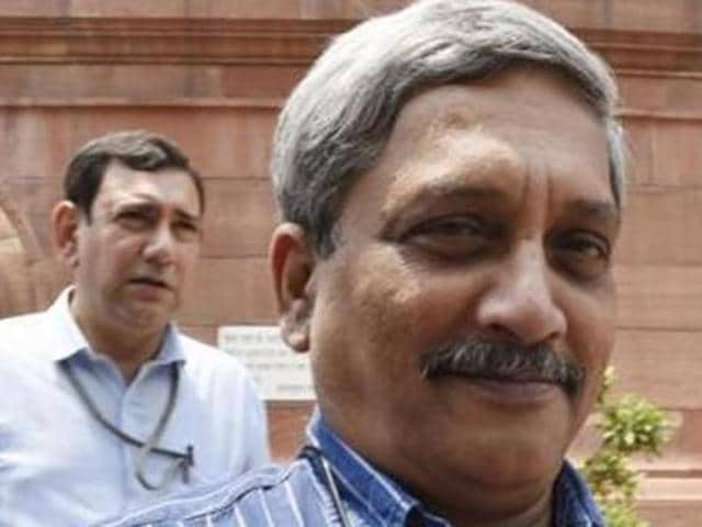 Manohar Parrikar, speaking at a book launch in Pune, had called Aamir Khan arrogant without naming him.