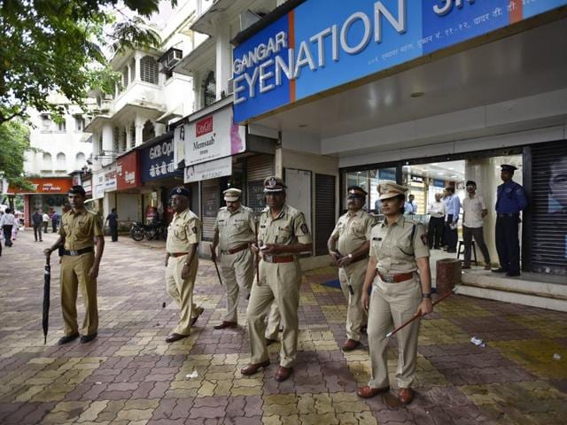 The Mumbai police officials said of the 100 per cent complaints, 50 per cent were related to traffic, followed by crime against women and cybercrimes