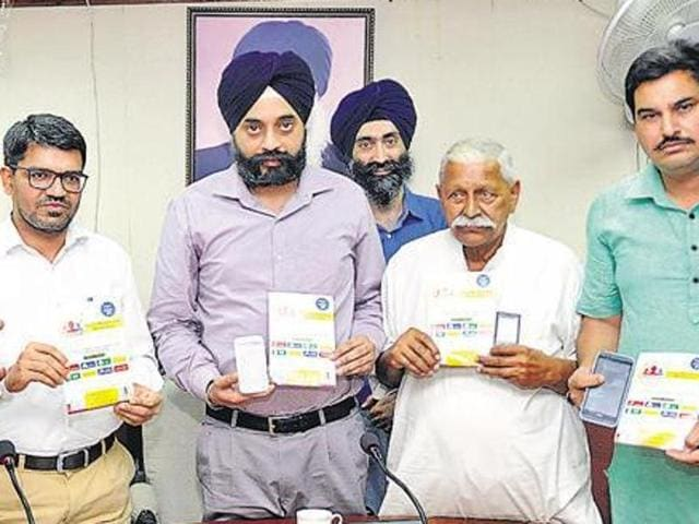 Deputy commissioner Ramvir Singh and mayor Amarinder Singh Bajaj had launched the Municipal Corporation Citizens Reporting and Mapping Tool in May this year.