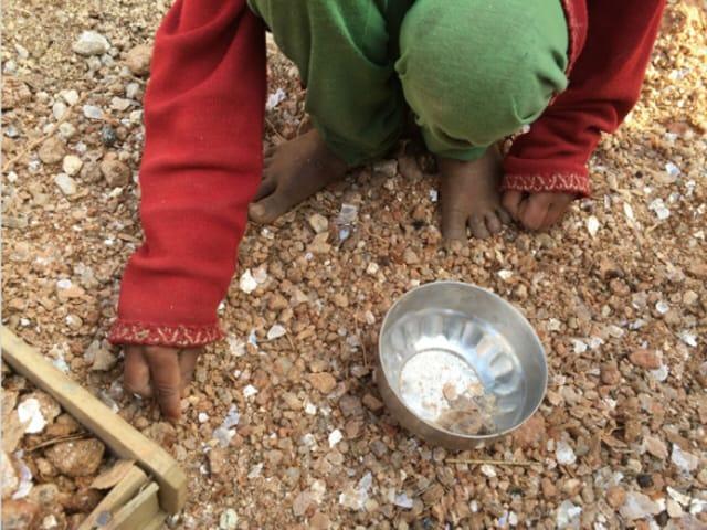 India's mica mines
