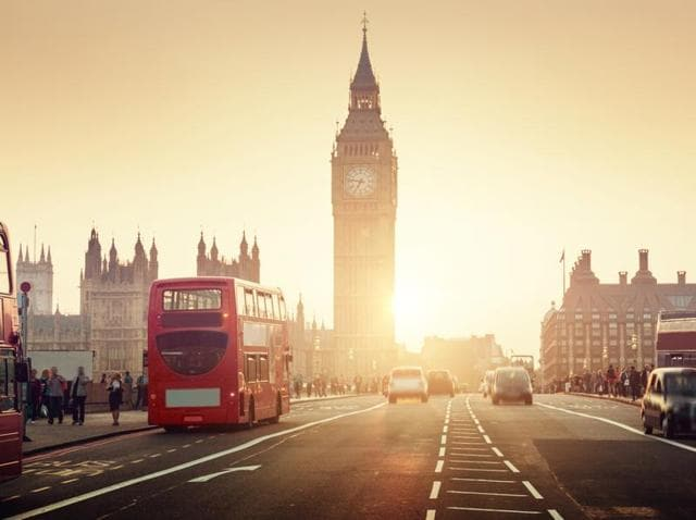 Experience London through the cinematic lens.