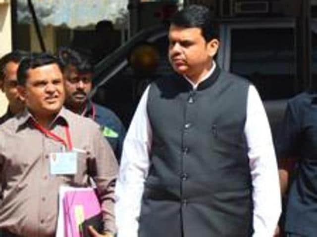 According to the party sources, Chief Minister Fadnavis would leave it to the ongoing legal process into these allegations instead of taking any action.