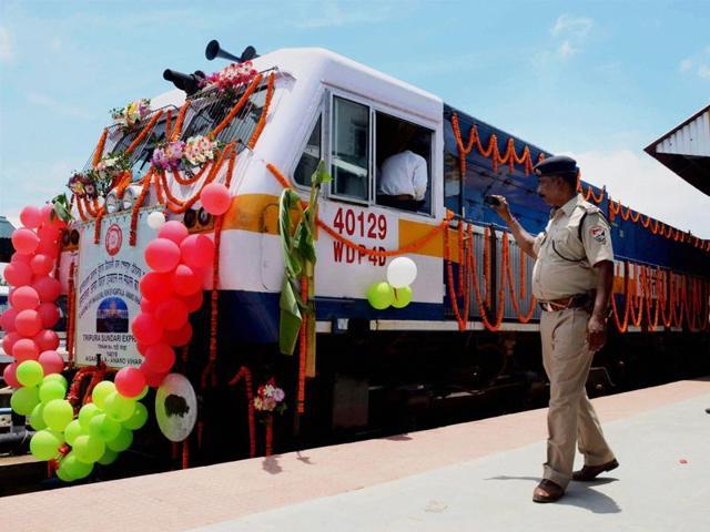 Tripura,Fuel crisis,Railways
