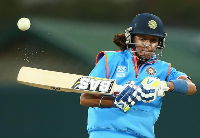 Harmanpreet Kaur created history by becoming the first Indian to be signed by the Women's Big Bash League, a franchise-based T20 tournament in Australia.