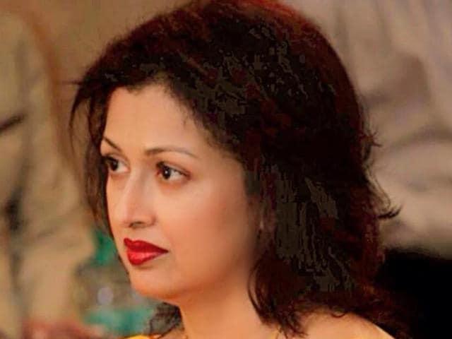 Gautami was seen as Kamal Haasan's wife in Papasanam in 2015.