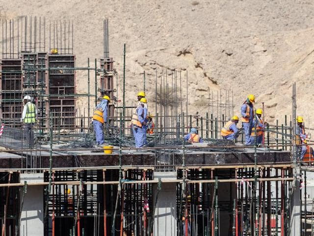 Gulf nations,Indian workers in Gulf,Indian workers abroad