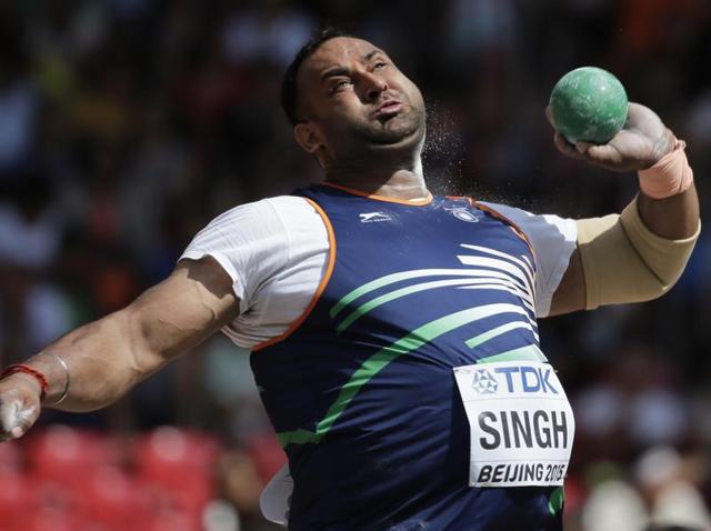 Inderjeet SIngh,Inderjeet Singh Doping,Rio 2016 Olympics