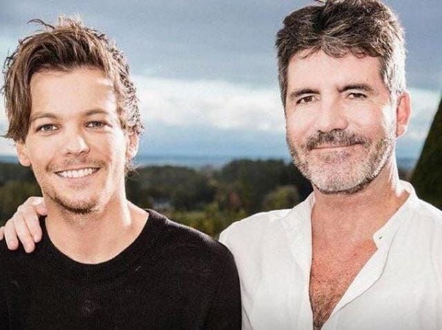 Talking about Louis Tomlinson,Simon Cowell said that he's got fantastic instincts and that he mentioned about the idea more than a year back.