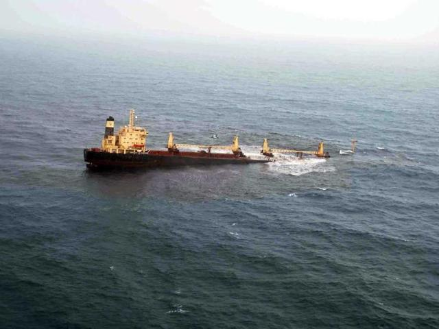 Another Indian ship detained in Britain