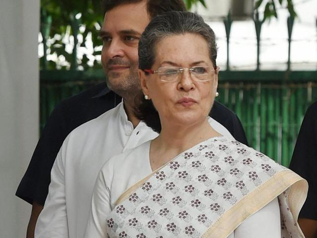 Sonia Gandhi would formally sound the poll bugle for UP assembly polls from Varanasi.