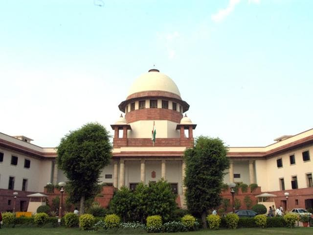 The Supreme Court has agreed to examine if a married woman can be given a government job on compassionate grounds if her father dies before retirement.
