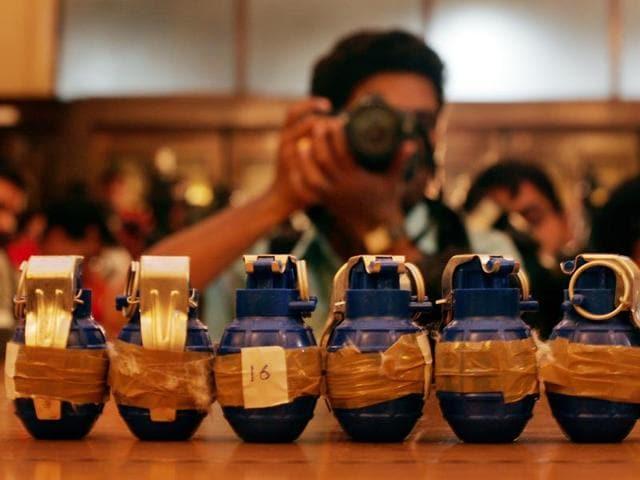 aurangabad,arms haul,anti terrorism