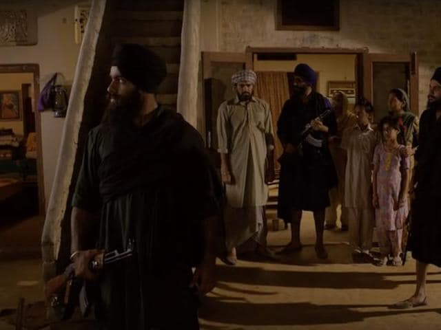Chauthi Koot is Gurvinder Singh's second film after 2011's Anhe Ghore Da Daan.