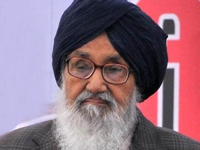 Punjab chief minister