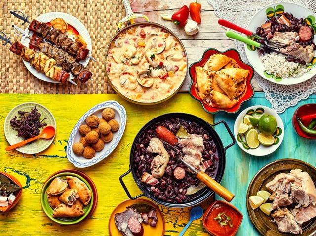 Brazilian Cuisine,Rio Olympics,Olympics 2016
