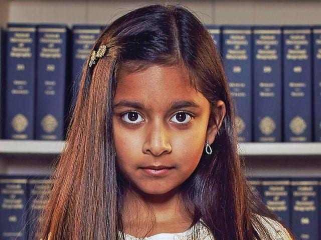 Rhea, a 10-year-old Indian-origin girl, was crowned Britain's brightest child after she won a popular television quiz competition in the UK.