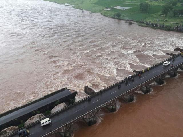 Public works minister (MSRDC) Eknath Shinde called for a survey of all the 36 colonial bridges on the Mumbai-Goa Highway