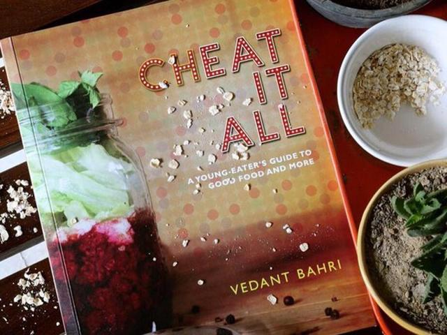 Book Cheat It All by Vedant Bahri.